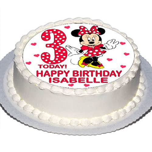 Minnie Mouse Cake Amazoncouk Amazing Minnie Mouse Designer Cake Decorating Kit