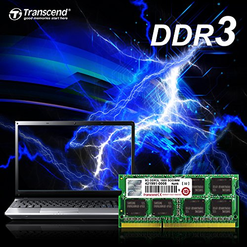 upc 760557823261 product image for Transcend Information 8GB DDR3L 1600 SO-DIMM 2Rx8