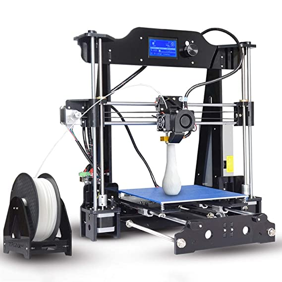 DM-DYJ Impresora 3D Casera, X8 Talla Grande Alta Precisión ...