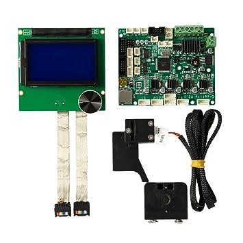 SODIAL Piezas de la Impresora 3D Kit de Proteccion de Alarma ...