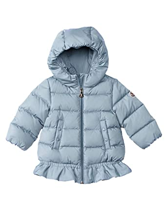 timeless design 67854 f4f89 Moncler 1937V Piumino Bimba Girl New AZINZA Giubbotto Blue ...