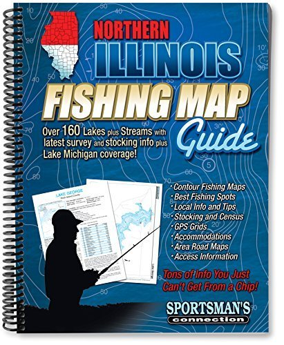 Northern Illinois Fishing Map Guide (2011-05-04)