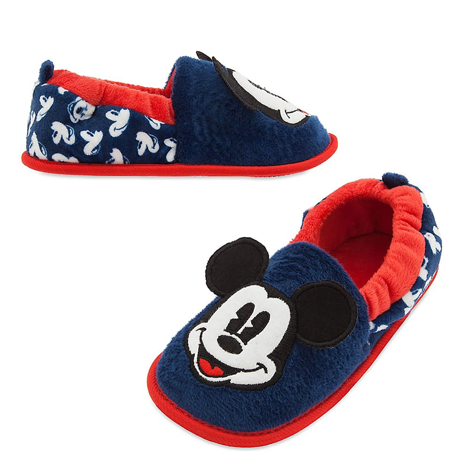 Amazon Disney Baby Mickey Mouse Plush Slippers