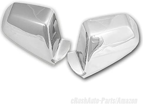 2008 09 10 11 12 2013 CADILLAC CTS Chrome Door Handle COVERS+6pc SS Pillar Posts