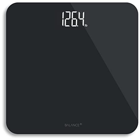 Digital Body Weight Bathroom Scale From Greater Goods (Black) by Greater Goods