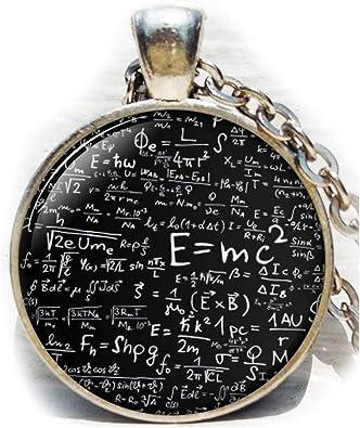 Mathematische Formeln, Quantum Physik, Wissenschaft Schmuck