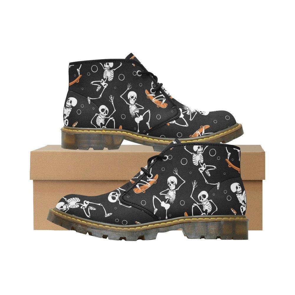 Artsadd Unique Debora Custom Women's Nubuck Chukka Boots Ankle Short Booties B0795NH3P2 10 B(M) US|Multicolored11