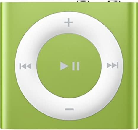 Apple iPod shuffle 5th Generation Blue 2GB Work Great Free Return Shipping