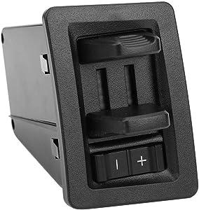Brake Controller Module, In-Dash Trailer Brake Controller Module HC3Z-2C006-AA Fit for Ford F-250 F-350 F-450 F-550