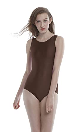 b3aac8588 Amazon.com  Speerise Womens Ballet Dance Tank Leotard Lycra Spandex ...