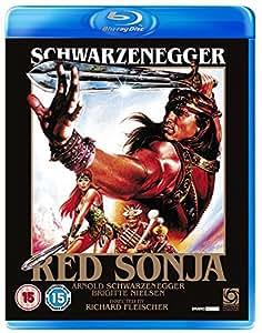 Amazon.com: Red Sonja [Blu-ray]: Brigitte Nielsen, Arnold ...