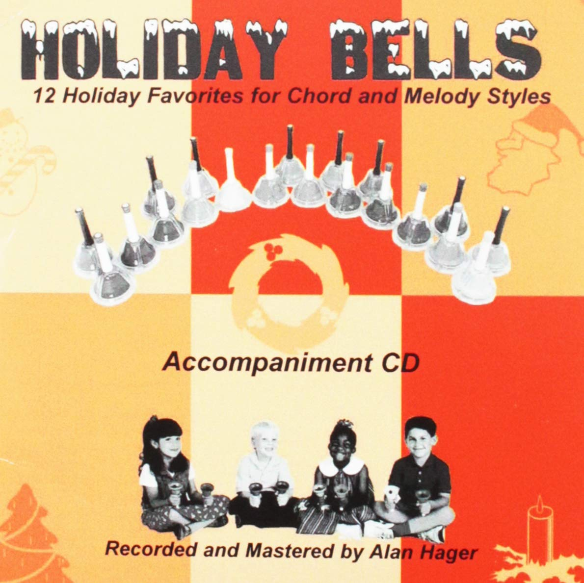 Hager CD - Holiday Bells Christmas Songs (12 Songs; All Ages) by Westco