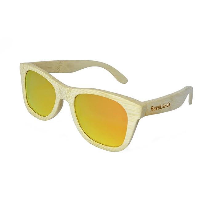 Gafas de Sol de Madera - Ravelands® - Wood Sunglasses ...