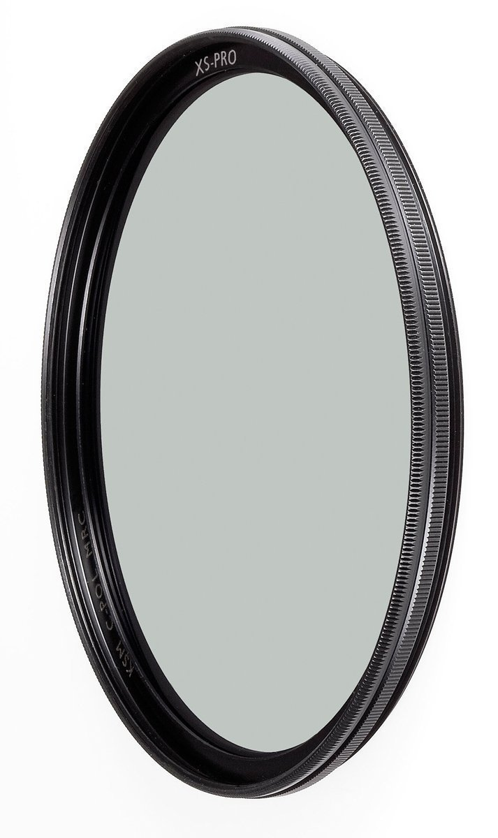 B+W 35.5mm XS-Pro HTC Kaesemann Circular Polarizer with Multi-Resistant Nano Coating