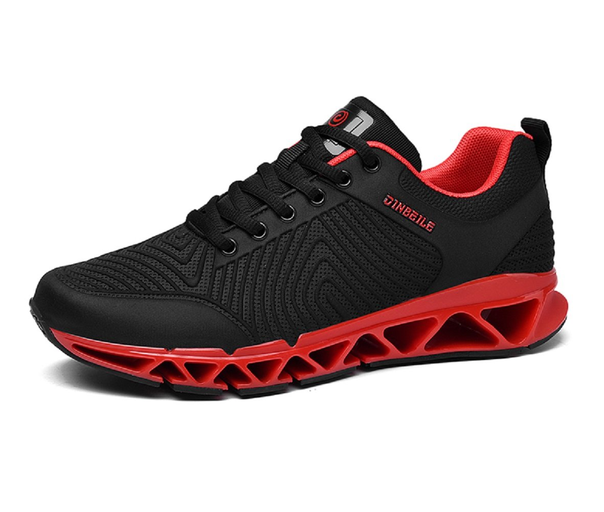 Santimon Zapato Seguridad Hombres Ultra Ligero Ocio Al Aire Libre Sendero Corredor Anti Choque Aptitud Deportes Moda Zapatos Para Caminar 40 EU Varios colores