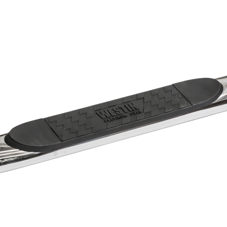 Westin 21-3820 4 Oval Platinum Step Bar