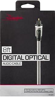 New Rocketfish Digital Fiber Optic Audio Cable - 8ft (2.4M)