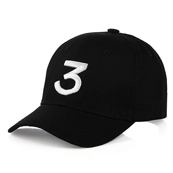 2e4516ce0 Eric Carl New Chance The Rapper 3 Dad Hat Baseball Cap Adjustable ...