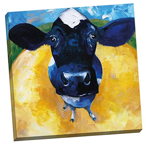 Portfolio Canvas Decor Cow Tale by Sean Parnell Large Canvas Wall Art, 24 x 24