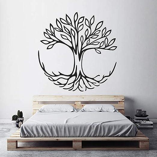 guijiumai Árbol de la Vida Tatuajes de Pared Símbolo de conexión ...