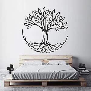 Zhuhuimin Árbol de la Vida Tatuajes de Pared Símbolo de conexión ...