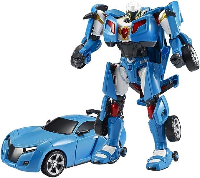 Robot de coches de juguete, coche modelo de robot, Chico Deformación del robot de coches, héroe de rescate modelo de robot, juguete Deformación - Niño Boy coche de juguete de 6 años