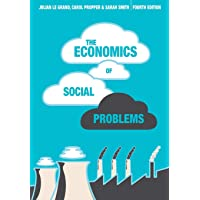 The Economics of Social Problems