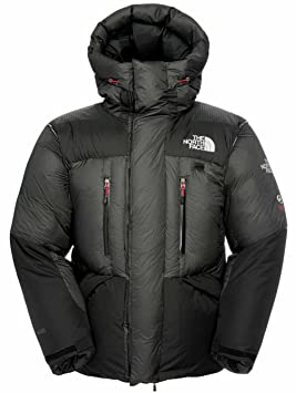 3f108c85f4 The North Face Himalayan Parka Homme, TNF Black, FR : S (Taille Fabricant