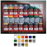 VALLEJO PAINTS Game Color Intro Set (16)