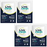144 Count (4-Pack of 36) LivaClean Salicylic Acid Pimple Patch, Acne Absorbing Spot Treatment, Overnight Treatments Clear Dot