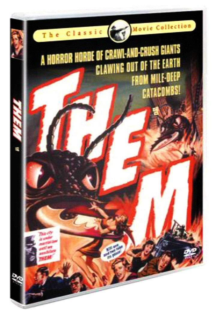 Them (1954) DVD Gordon Douglas