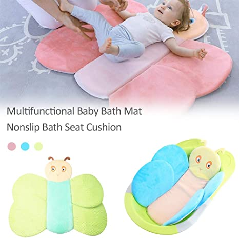 Alfombra de baño para bebés de uso múltiple, Cojín ...
