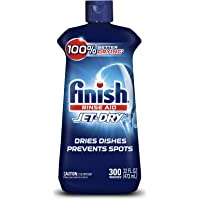 Deals on Finish Jet-Dry Rinse Aid, 23oz, Dishwasher Rinse Agent 23oz