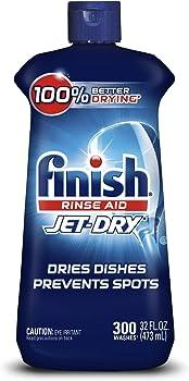 Finish Jet Dry 32-oz. Dishwasher Rinse Aid