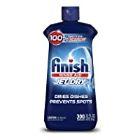 Finish Jet-dry, Rinse Agent, Ounce Blue 32 Fl Oz