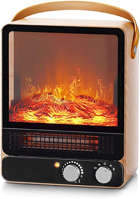 Electric Fireplace Heater Electric Fireplace Decoration Electric Fireplace Heater Household Portable Electric Stove Heater 300 1500w Ff Free Standing Fireplace Amazon Ca Home Kitchen