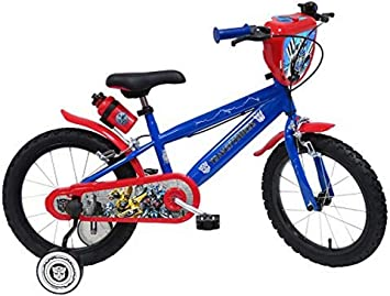 Hasbro 17268 – Transformer 16 – Bicicleta para niño: Amazon.es ...