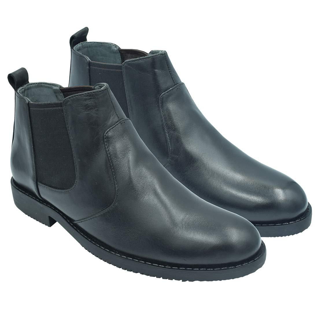 Buy OCIO Geniune Leather Chelsea Black
