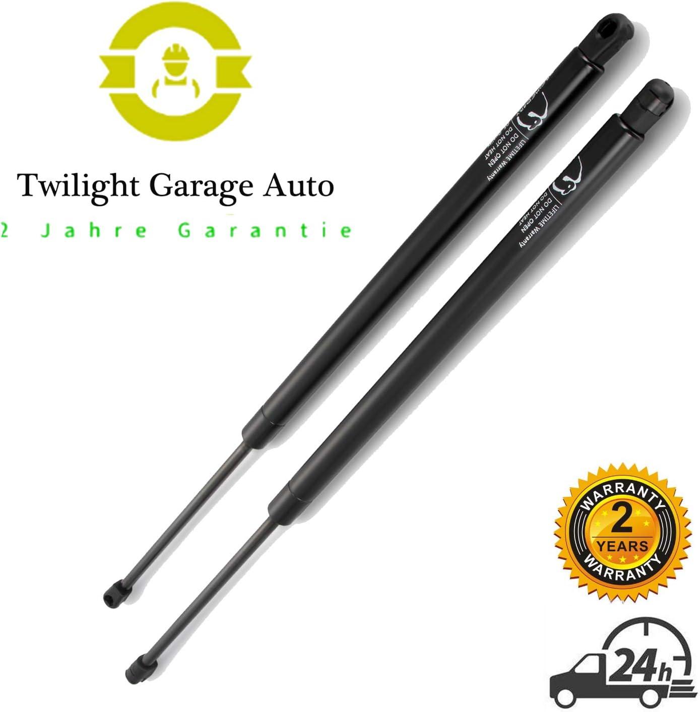 Twilight Garage 2 x G0004296 Amortiguador de gas para maletero para Cherokee XJ maletero amortiguador de maletero maletero maletero