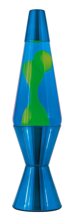 Lava Lamp Colormax World, 14.5-inch, White/Tri-Colored, Aluminium, 25 W, Print Lava Lite Europe Ltd 2162