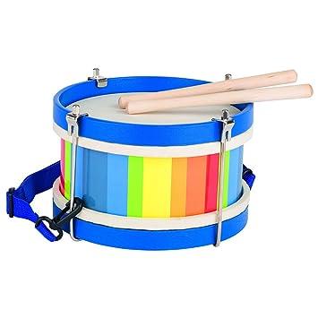 Goki 61919 - Musikinstrument - Trommel: Amazon.de: Spielzeug