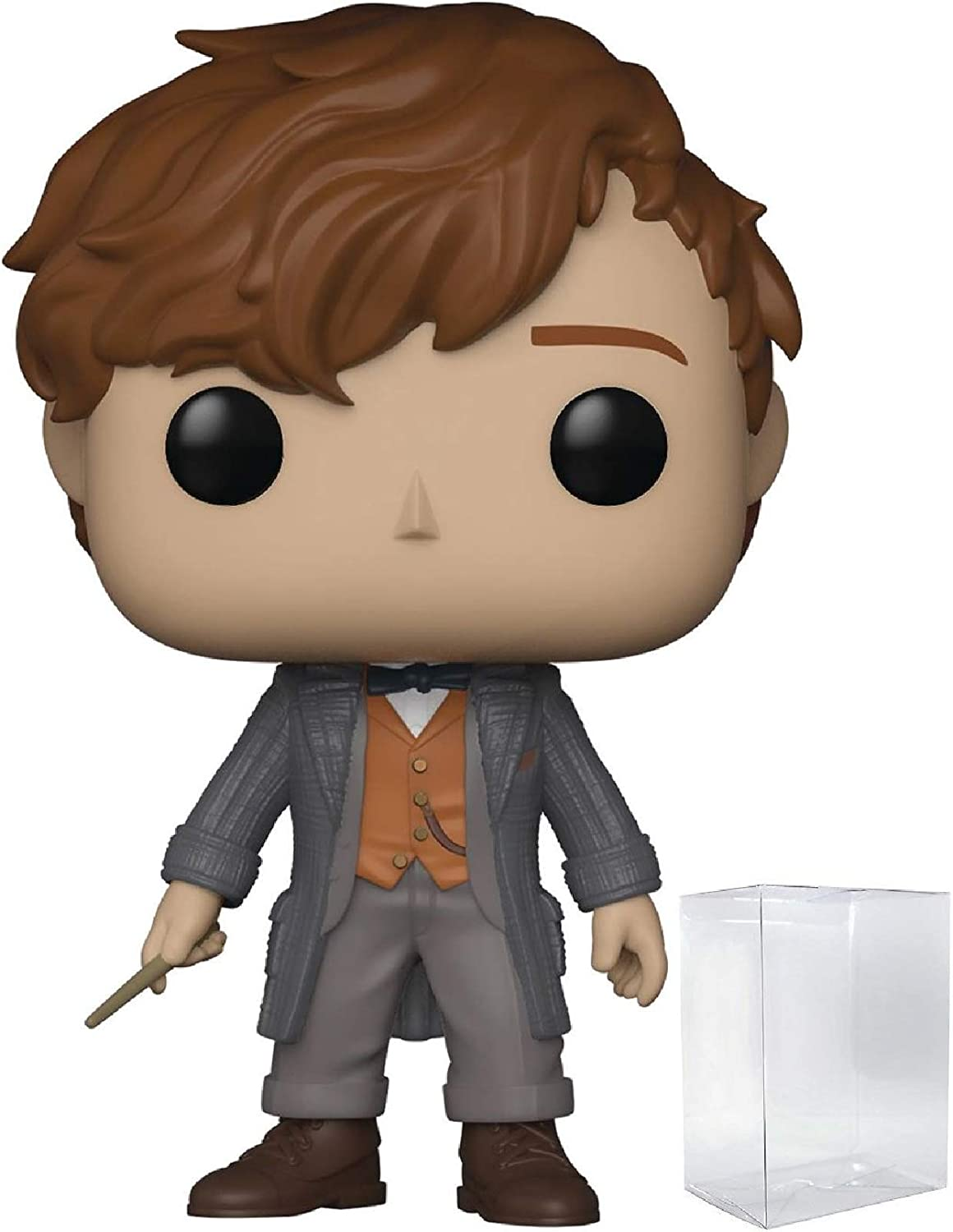 POP FANTASTIC BEASTS 2 Newt Scamander Vinyl Figure en stock