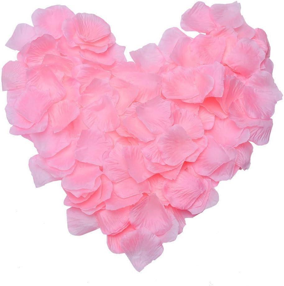2000 Stück Rosenblätter Rosenblüten Streublumen Hochzeit Rosen Blätter Blüten