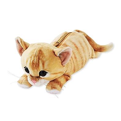 9fc0edab6bca6 Amazon.com: NEKOBU Dreamy Fluffy Cat Pouch - Red Tabby: Shoes