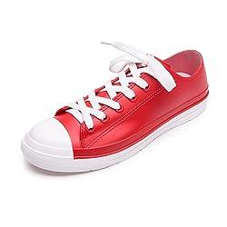 レディース レインシューズ 防水雨靴 カジュアル靴 メンズ ローカット レインシューズ 通勤・通学 男女兼用 雨靴 全8色