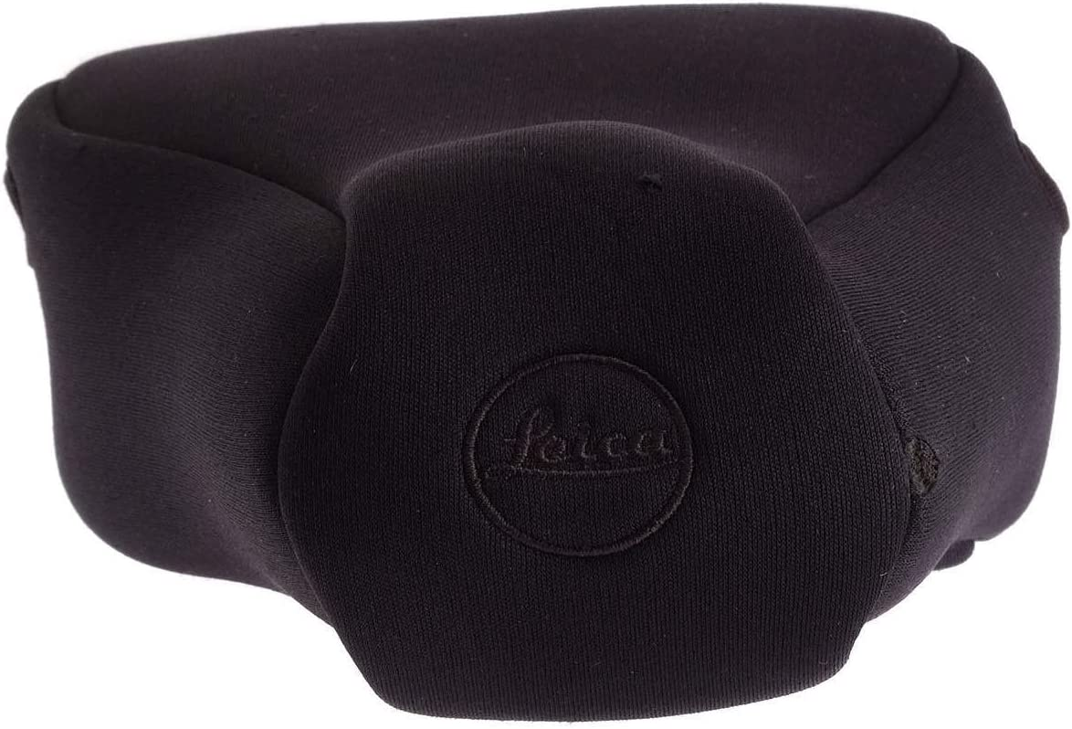 Black 14868 Leica  Neoprene Camera Case with Large Front for M8 Digital Cameras