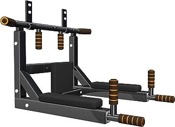 Max Strength - Gancho de pared para dominadas, para entrenamiento en casa, gimnasio, TRX, soporte de ejercicios de alta resistencia para montaje
