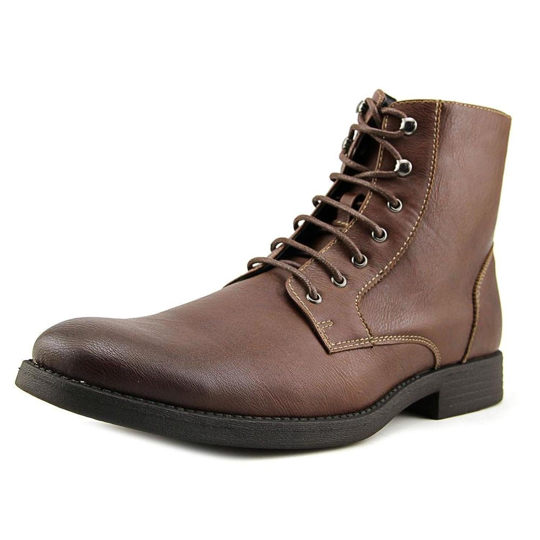 RW by Robert Wayne Ellis Plain Toe Leather Boot