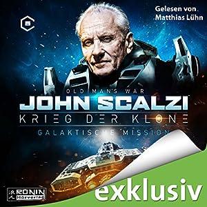 Galaktische Mission (Krieg der Klone 5) Hörbuch