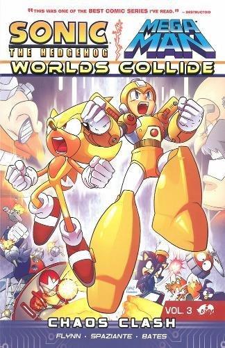 Download Sonic / Mega Man: Worlds Collide 3 PDF